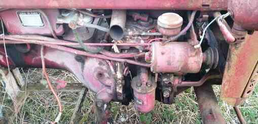 Tracteur agricole Farmall F135D - 4