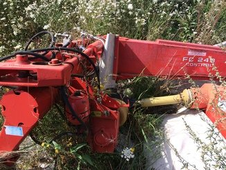 Faucheuse conditionneuse Kuhn FC 243 - 2